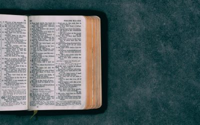 Bible Study Returns Wednesday Morning at 9
