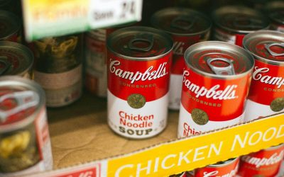 Food Drive – August 22