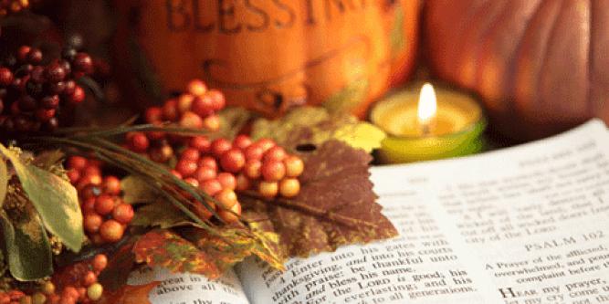 Thanksgiving Worship Wednesday, November 27