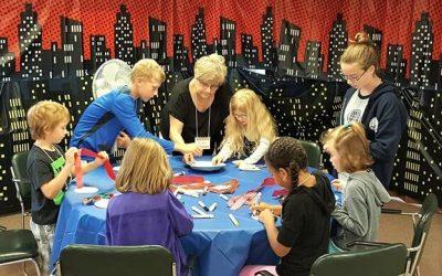 Children's Education Ministry Update